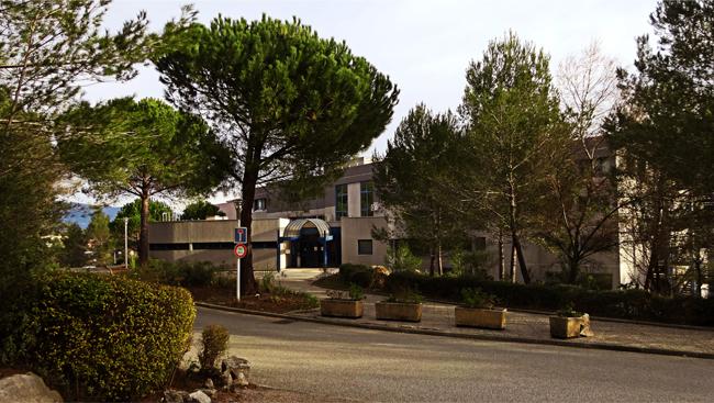 The Institut de Pharmacologie Moléculaire et Cellulaire in Valbonne, France.