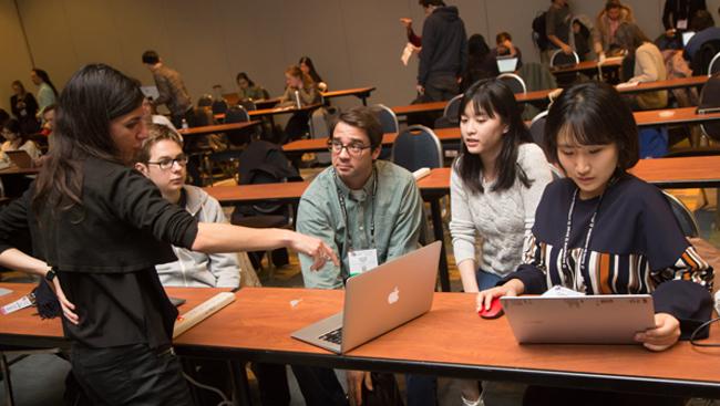 Workshop during Neuroscience 2017