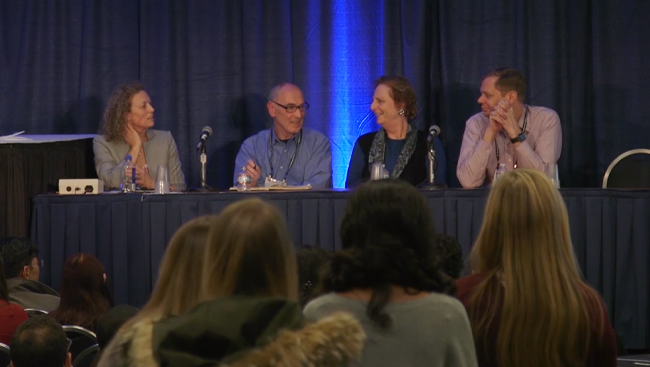 Panel at Neuroscience 2017