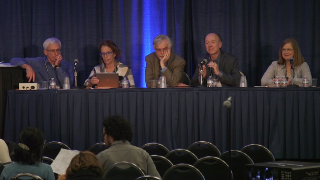 "Panel of PDW, ""News You Can Use in Writing Grant Applications: Updates from NIH"""