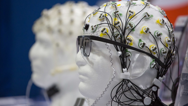 Research technology displayed at Neuroscience 2017