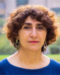 Headshot of Bita Moghaddam, PhD.