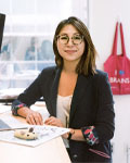 Headshot of Elaine Hsiao.