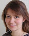 Headshot of Francesca Peri.