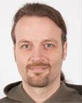 Headshot of Kristian Franze.