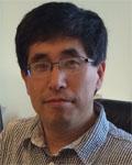 Headshot of Zhigang He.