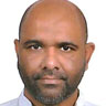 Headshot of Deepak Nair.